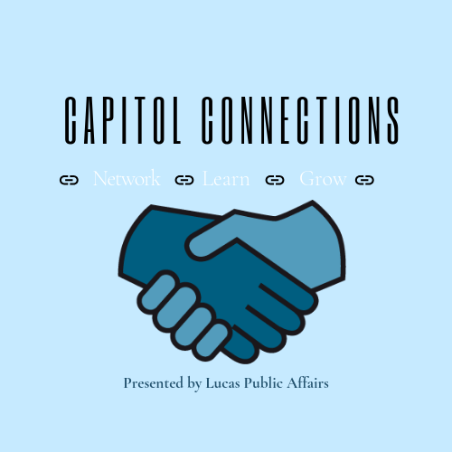 capitol connections sticker